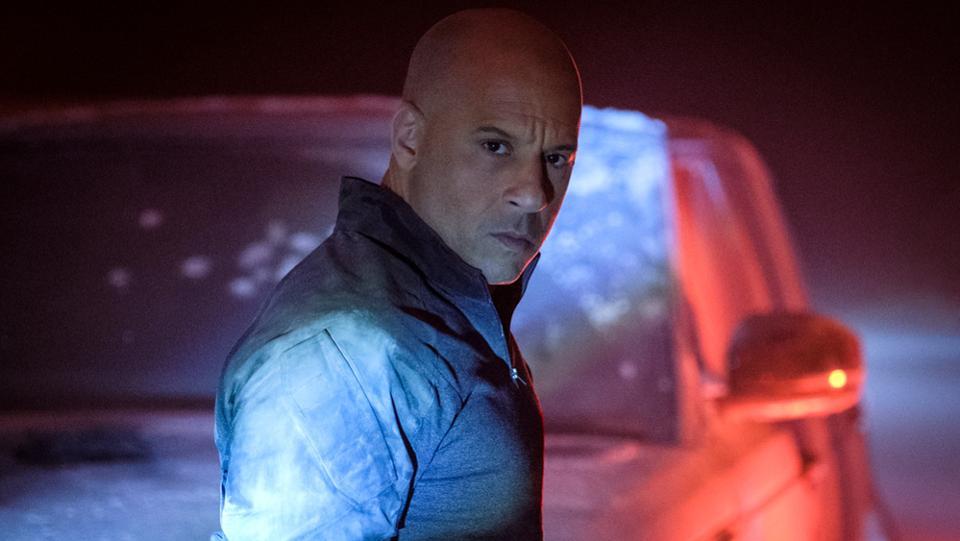 Vin Diesel Bounces  Back in 'Bloodshot' Trailer