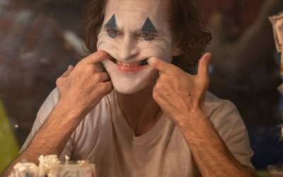 "Todd Phillips Lets ""Joker"" 'Speak for Itself' at Hollywood Debut"