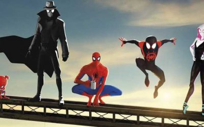 'Spider-Man: Into the Spider-Verse' Sets 2022 Sequel Date