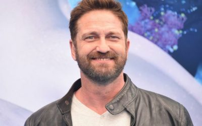 Gerard Butler to Star in Action Movie 'The Plane'