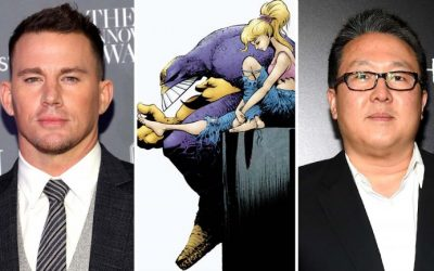 Channing Tatum and Roy Lee to Produce 'The Maxx'