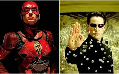 'The Flash' and 'The Matrix 4' Get Release Dates