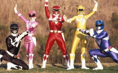 "Paramount Working on a ""Power Rangers"" Reboot"