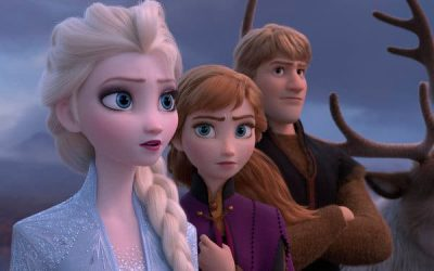 'Frozen 2' Now the Highest-Grossing Animated Movie Ever