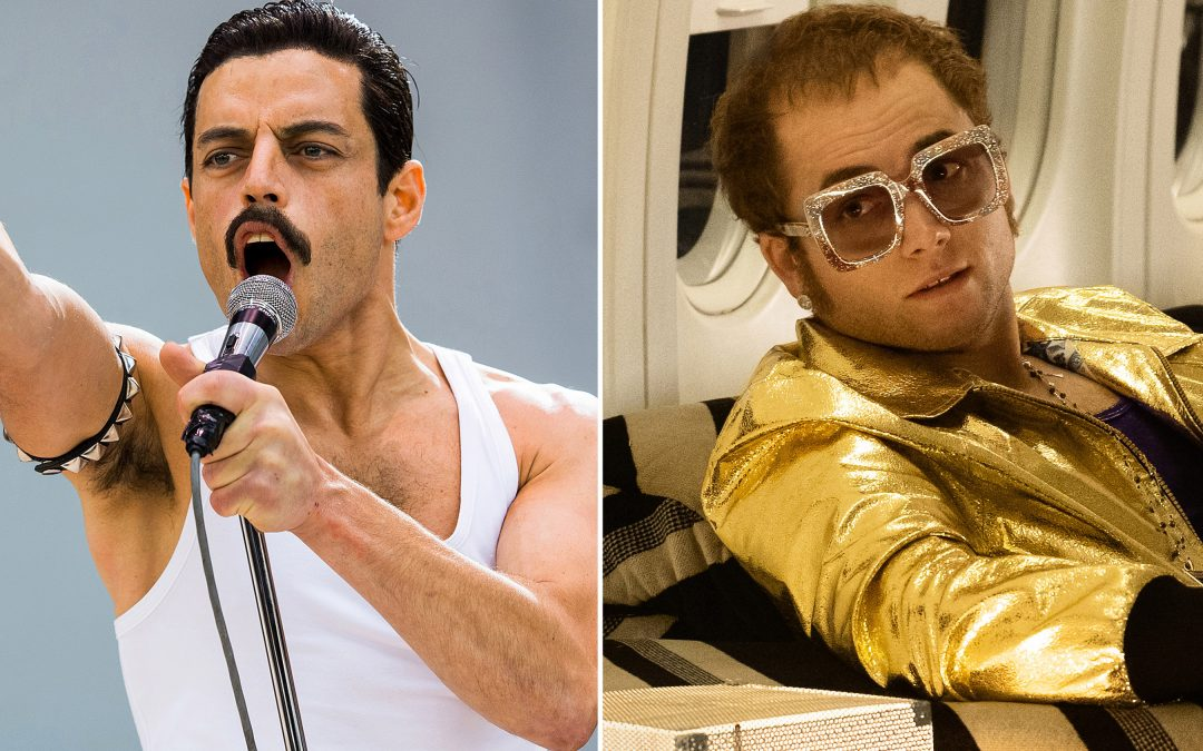 Is 'Rocketman' the 'Bohemian Rhapsody' of 2020?