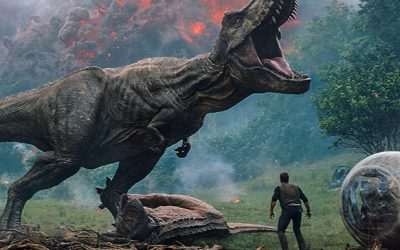 'Jurassic World' Director Announces New Title