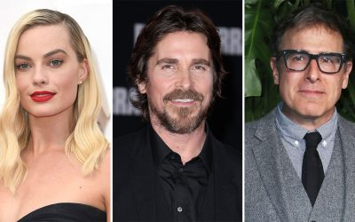 Margot Robbie to Star With Christian Bale in David O. Russell's Next Film