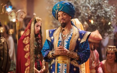 Disney Working on 'Aladdin' Sequel