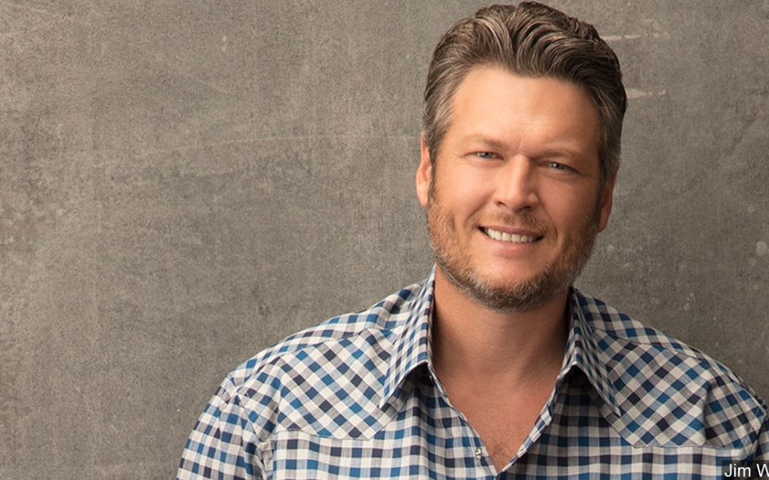 Blake Shelton To Headline Summer Concert Series At Drive-In Theaters