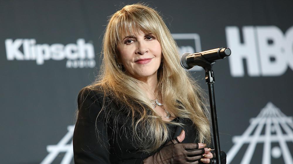 Rockstar Stevie Nick's Interview