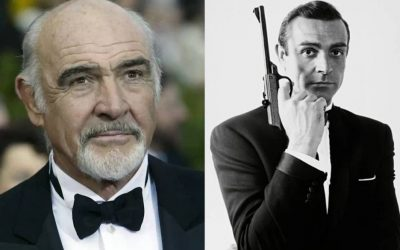 Sean Connery, the First James Bond, Dies at 90