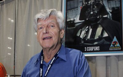 Darth Vader Star, Dave Prowse dies aged 85
